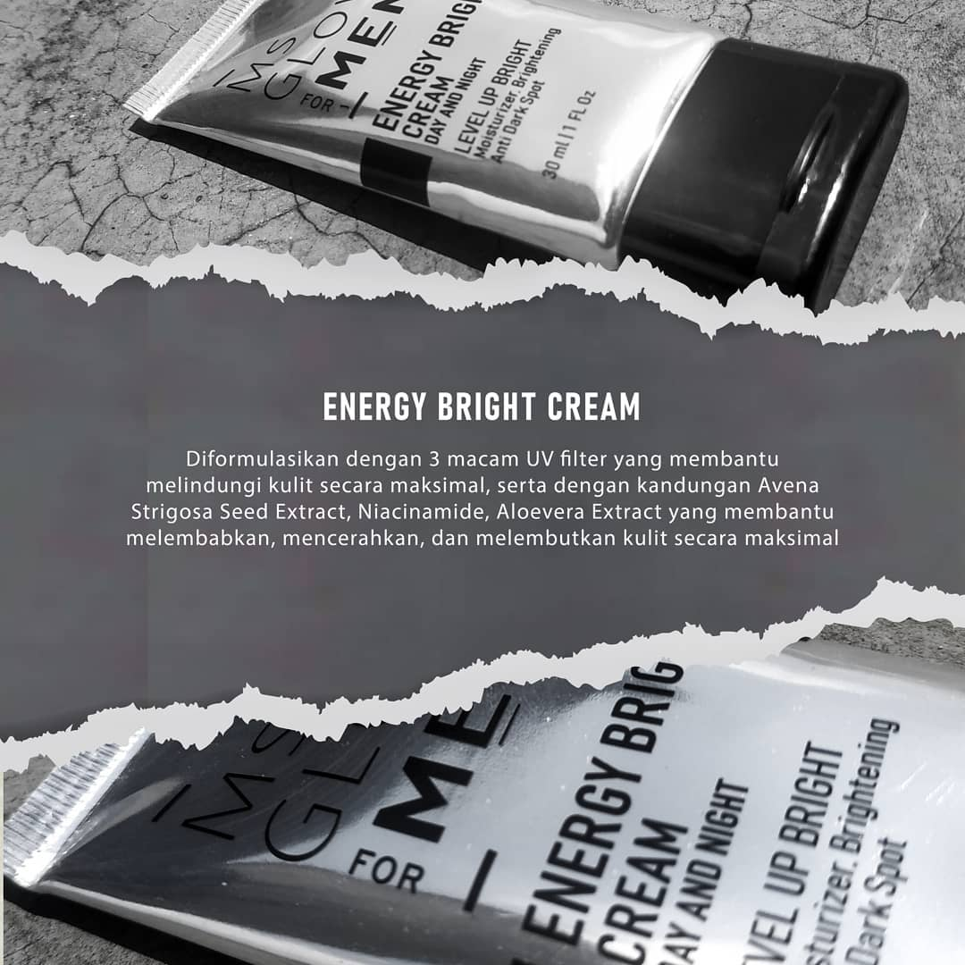 Energyzer bright cream