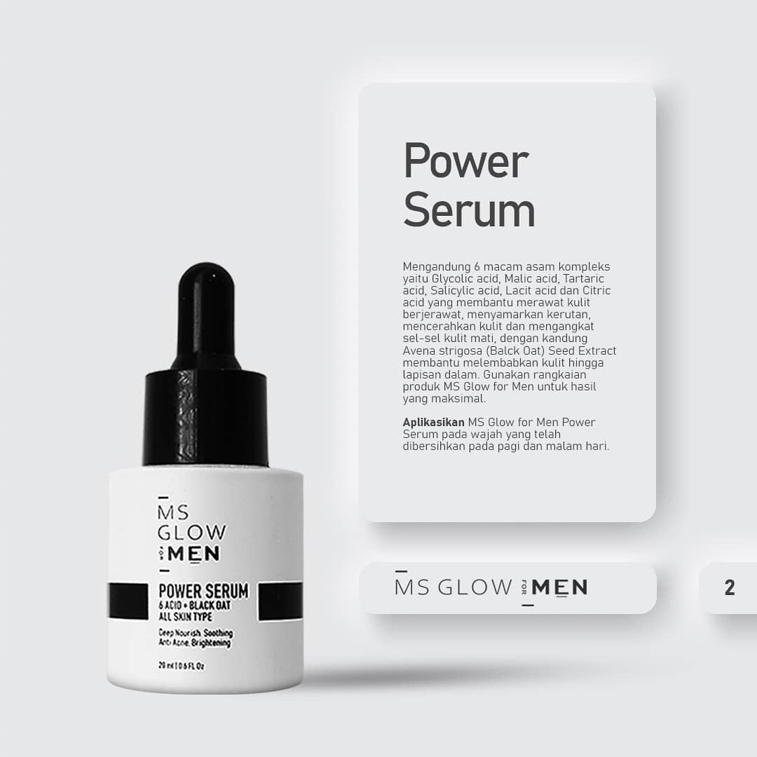 MS Glow Power Serum