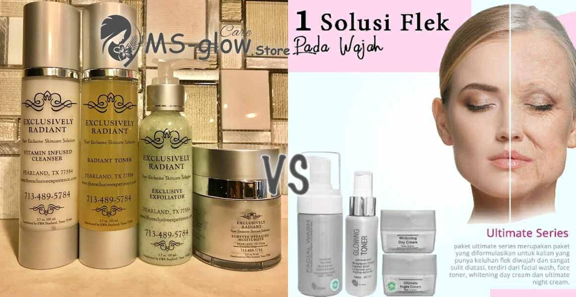Exclusive Skincare VS MS GLOW Ultimate