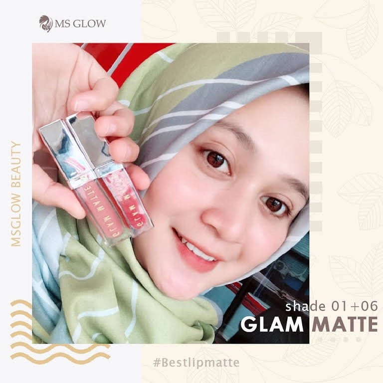 Review Glam Matte MS Glow