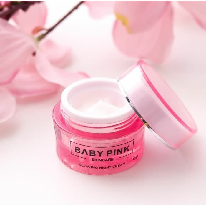 Glowing Night Cream