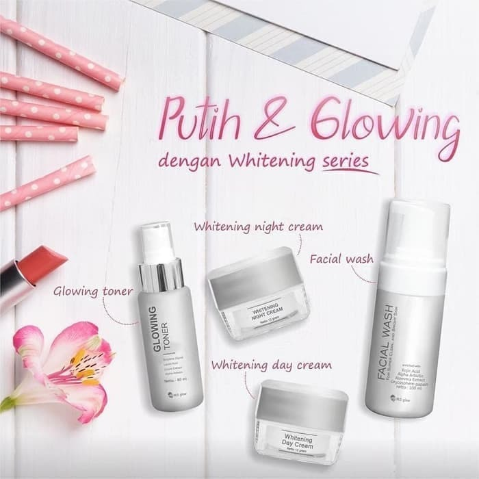 Whitening Series (Wajah Normal)