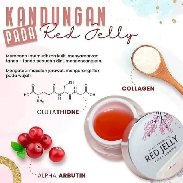 kandungan red jelly