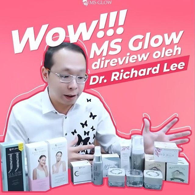 Apakah MS Glow Aman? Begini Review dr. Richard Lee