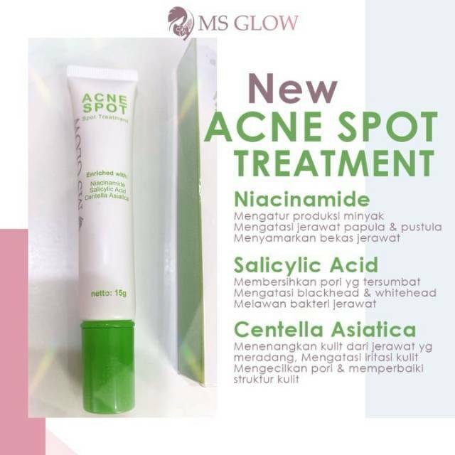 Spot Treatment Ms Glow