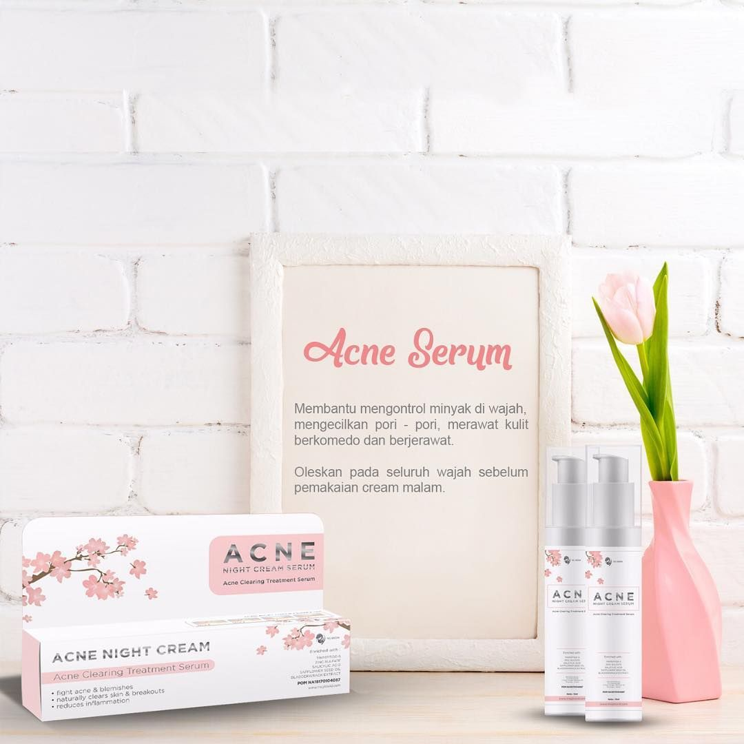 Acne Clear Serum MS Glow
