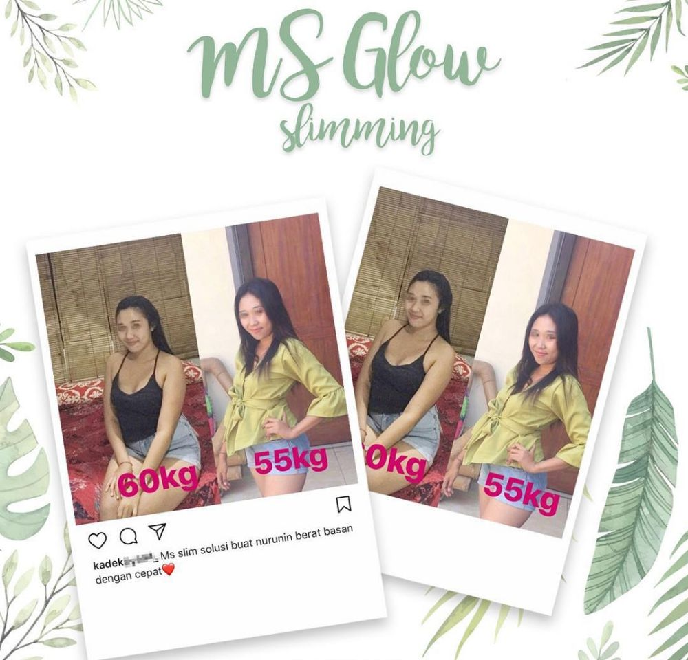 review / testimoni ms slim