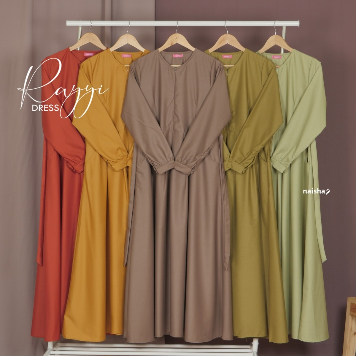 Rayyi Dress by Naisha