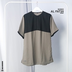 Koko Baju Muslim Harian