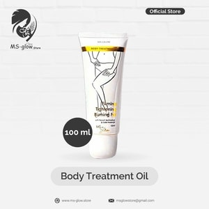 Body treatment oil ms glow store