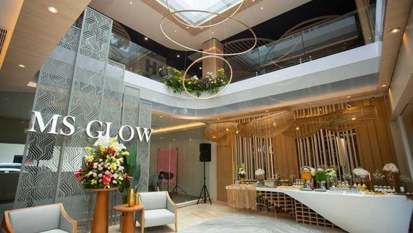 MS GLOW OFFICE - Grand Opening Kantor MS GLOW