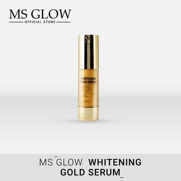 Whitening Gold Serum