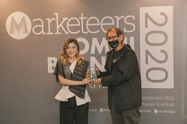 MS Glow Raih Brand of the Year dengan Penjualan Fantastis