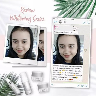 Review Jujur MS Glow Whitening
